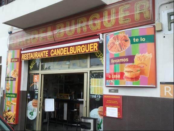 Candelburguer.
