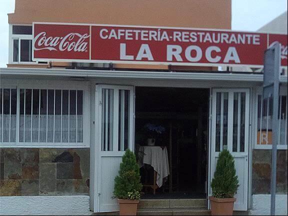 Cafeter a restaurante la roca el puntasso for Restaurante la roca